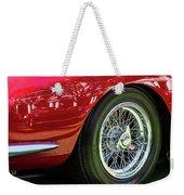 Red Ferrari Weekender Tote Bag