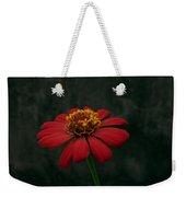 Red Flower 5 Weekender Tote Bag