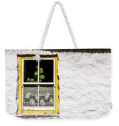 Red Flower Cottage Weekender Tote Bag