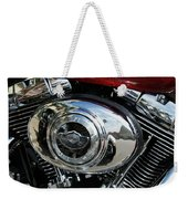 Red Harley Weekender Tote Bag