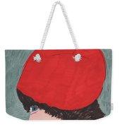Red Hat Weekender Tote Bag