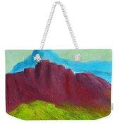 Red Hills Revisited. Weekender Tote Bag