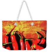 Red Hot Chili Peppers  Weekender Tote Bag