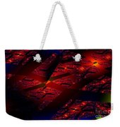 Red Hot Confetti Weekender Tote Bag