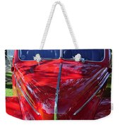 Red Hot Rod Weekender Tote Bag