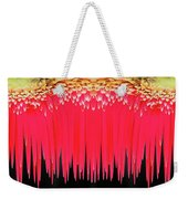 Red Icicles Weekender Tote Bag