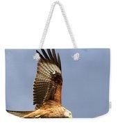 Red Kite Flying Weekender Tote Bag