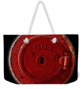 Red Lake Weekender Tote Bag