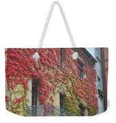 Red Leaves Of Fall Weekender Tote Bag