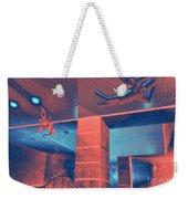 Metro Airborne 5 Weekender Tote Bag