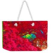 Red Maple 4 Weekender Tote Bag