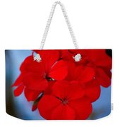 Red  Menace  Weekender Tote Bag