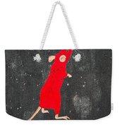 Red Mouse Weekender Tote Bag