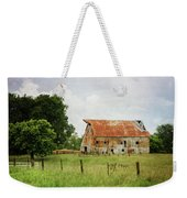 Red Oak Barn Weekender Tote Bag