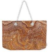 Red Onyx Weekender Tote Bag