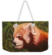 Red Panda 2 Weekender Tote Bag