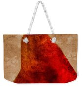 Red Pear II Weekender Tote Bag by Carol Leigh
