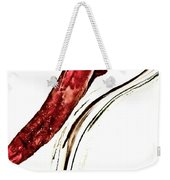 Red Pepper And Bay Leaf Weekender Tote Bag