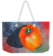Red Pepper Solo Weekender Tote Bag
