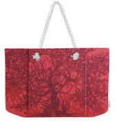 Red Planet Weekender Tote Bag