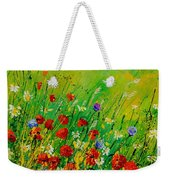 Red Poppies 450708 Weekender Tote Bag