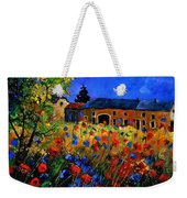 Red Poppies In Houroy Weekender Tote Bag