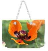 Red Poppy I Weekender Tote Bag