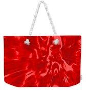 Red, Red Lava Weekender Tote Bag