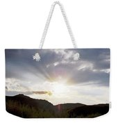 Red Rock Canyon Afternoon Sun Weekender Tote Bag