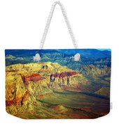 Red Rock Canyon Poster Print Weekender Tote Bag