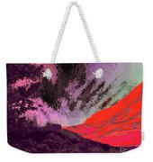 Red Rock Canyon Weekender Tote Bag