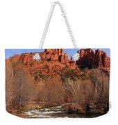 Red Rock Crossing Sedona Arizona Weekender Tote Bag