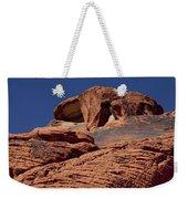 Red Rock Texture 2 Weekender Tote Bag
