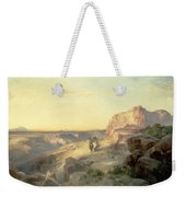 Red Rock Trail Weekender Tote Bag