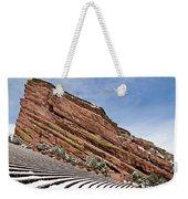 Red Rocks Amphitheater Weekender Tote Bag