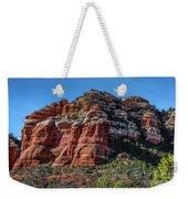 Red Rocks Of Sedona Weekender Tote Bag