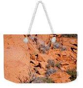 Red Rocks Weekender Tote Bag