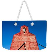 Red Roof Weekender Tote Bag