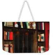 Red Room Weekender Tote Bag
