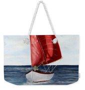 Red Sail Serenity Weekender Tote Bag