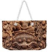 Red Sandstone Kala - Cambodia Weekender Tote Bag