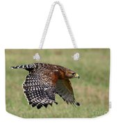 Red-shouldered Hawk Flight Weekender Tote Bag