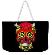 Red Skull Weekender Tote Bag