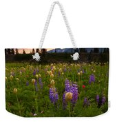 Red Sky Meadow Weekender Tote Bag