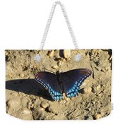 Red Spotted Purple Astyanax Weekender Tote Bag