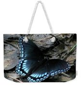 Red Spotted Purple Swallowtail Butterfly Weekender Tote Bag