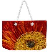 Red Sunflower Viii Weekender Tote Bag