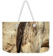 Red-tailed Hawk 4 Weekender Tote Bag