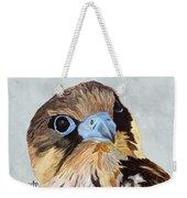 Red-tailed Hawk Portrait Weekender Tote Bag