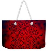 Red Velvet By Madart Weekender Tote Bag